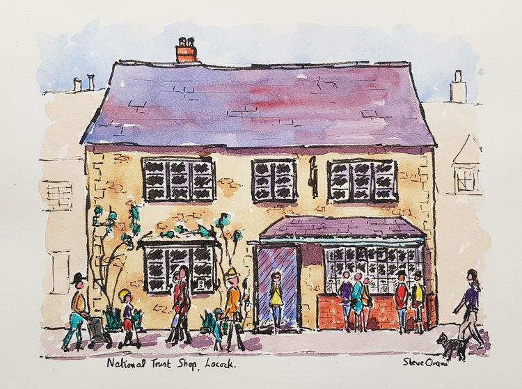 Lacock Bakery