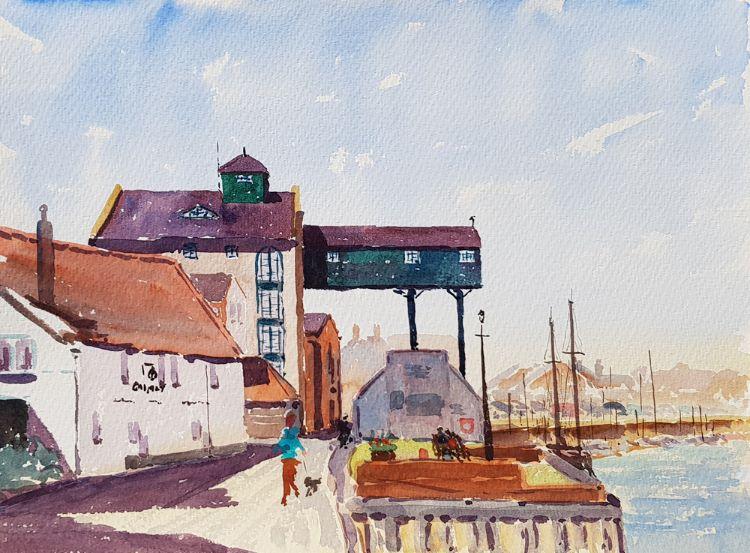 Old Granary Wells next the Sea