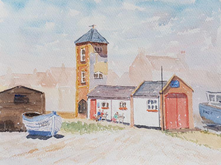 Old Lifeboat Station Aldeburgh