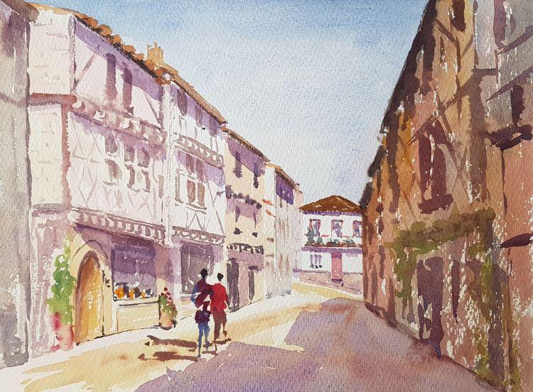 Parthenay France
