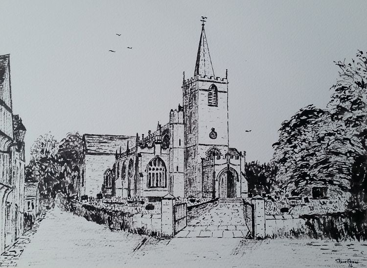 St Cyriacs Church Lacock