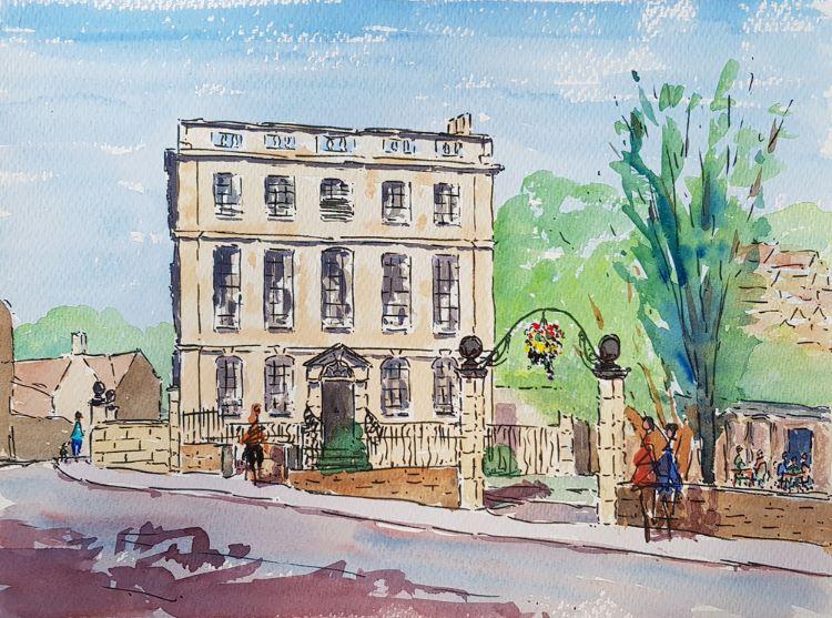 Westbury House and Gardens Bradford on Avon
