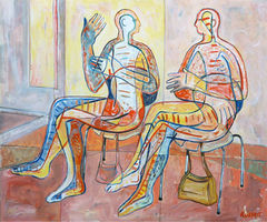 'Still Life with Chairs'