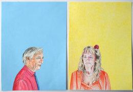 Richard Britain and Fiona Hake