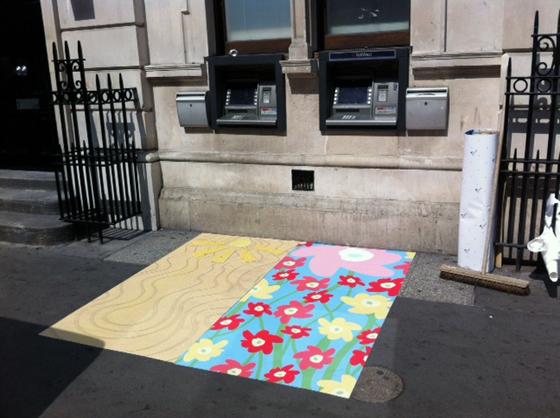 Henrietta Street London 2012