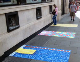 Regents Street London 2012