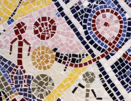 Ditton Fields School Mosaic