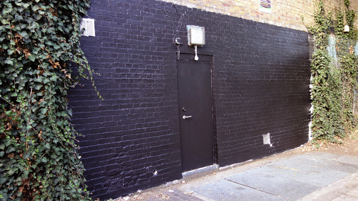 Thursday 25 08 16 Painted by Open Walls/Leon Meredith/Islington Borough Council