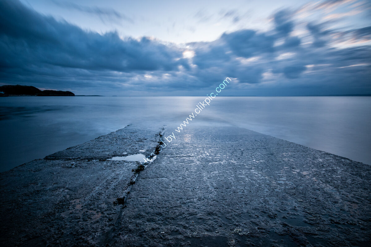 Blue Hour from the Slipway