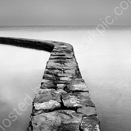 Lake Wall No.1 (square)