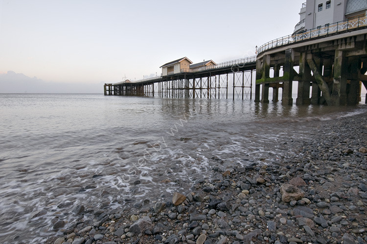 Penarth Pier I