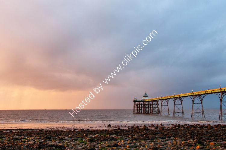 Stormy Sunset I