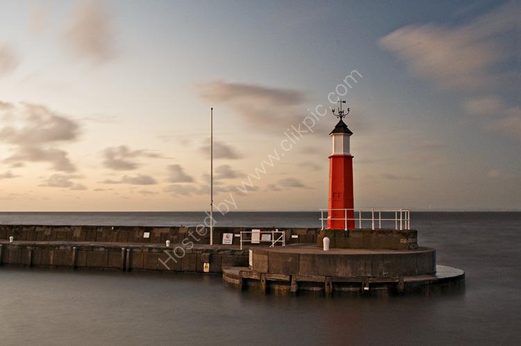 Watchet Lighthouse I