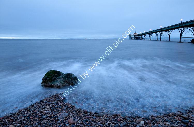 Winter Pier 5