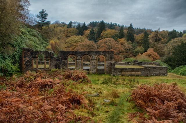 Peak Ruins