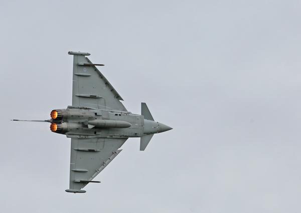 RAF COSFORD, 2014