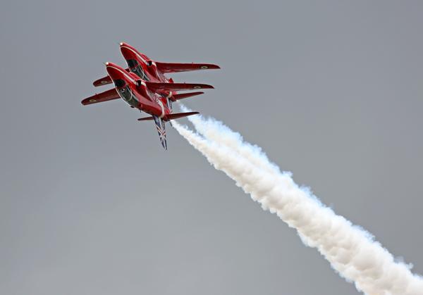 RAF FAIRFORD, 2014