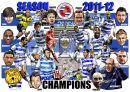 Reading FC - Champions 2011-12