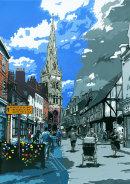 Newark Kirk Gate - Past & present
