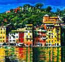 Portofino Reflections