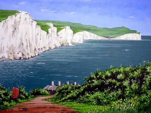 Seven Sisters<br> Acrylic