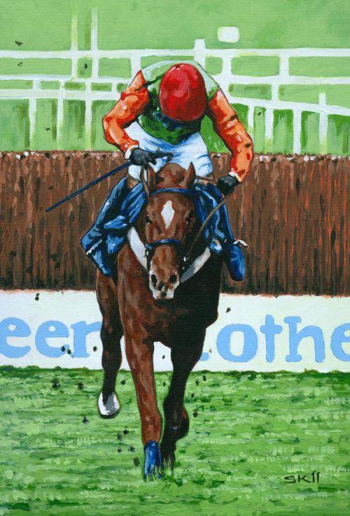Tikram - Racehorse