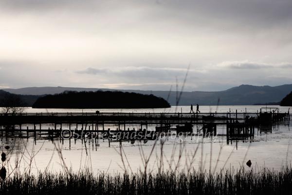 Scotland, Balmaha, Loch Lomond