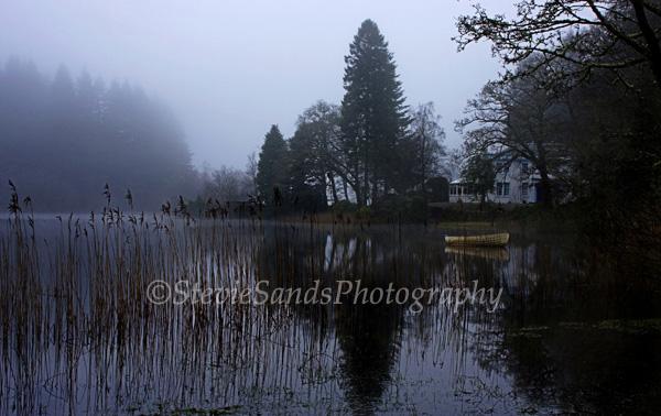Scotland, Aberfoyle, Loch Ard