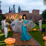 Belly dancer Marrakesh wedding