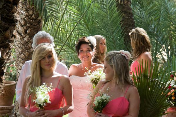Bride Marrakesh wedding