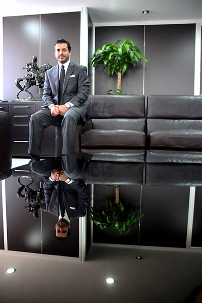 Corporate portrait 3