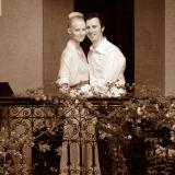 Couple Balcony Marrakech