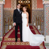 Couple Marrakech relaxed