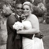 Couple Marrakesh wedding