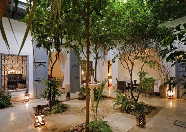 Courtyard Dar Hanane