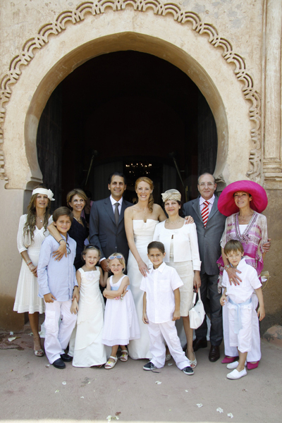 FAMILY WEDDING MARRAKECH