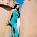 Fashion Blue Marrakech