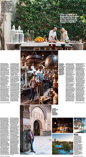 Guardian Magazine 2014
