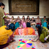 Hindu wedding Marrakesh