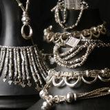 Joanna Bristow jewellery on black