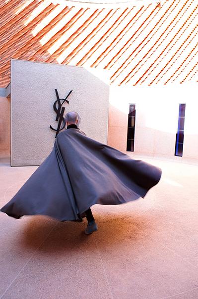 MUSEE YVES SAINT LAURENT MARRAKESH