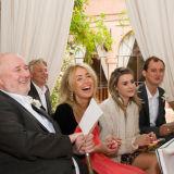 Marrakech wedding family happy