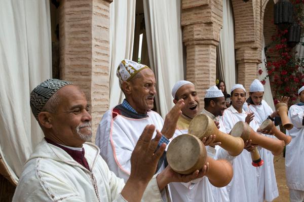 Moroccan wedding Musicians
