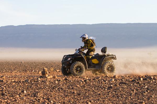 Rallye Oilibya Maroc 3