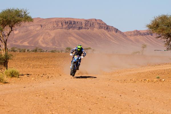 Rallye Oilibya Maroc 4