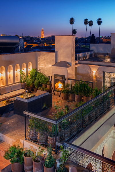 Riad Star Terrace