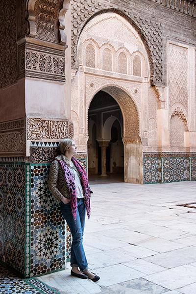 Romola Garai, Marrakech
