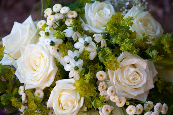 Roses Marrakesh wedding