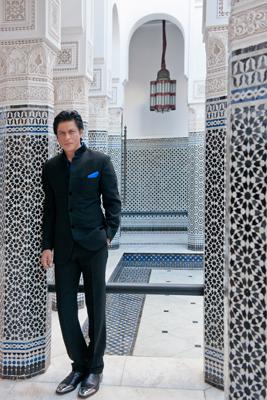 Shah Rukh Khan Mamounia