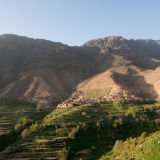 Tacchedirt High Atlas